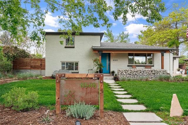 6585 W 31st Avenue, Wheat Ridge, CO 80214 (#1962161) :: The HomeSmiths Team - Keller Williams