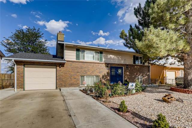 870 Ouray Street, Aurora, CO 80011 (#1962678) :: Symbio Denver