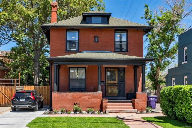 1319 E 23rd Avenue, Denver, CO 80205 (#1963137) :: milehimodern
