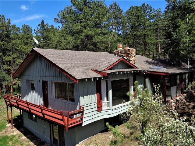 28055 Cragmont Drive, Evergreen, CO 80439 (MLS #1963561) :: Clare Day with LIV Sotheby's International Realty