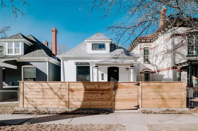 535 Fox Street, Denver, CO 80204 (#1963586) :: The Gilbert Group