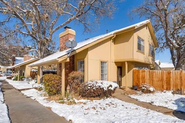 7041 S Knolls Way, Centennial, CO 80122 (MLS #1963915) :: 8z Real Estate