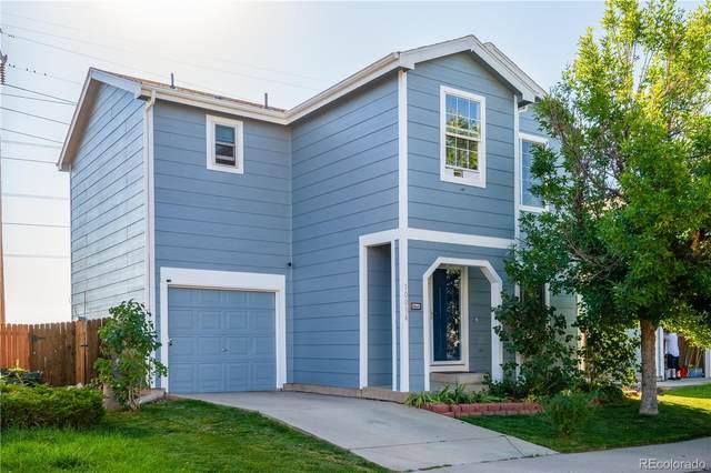 10034 Hudson Street, Thornton, CO 80229 (MLS #1964160) :: 8z Real Estate