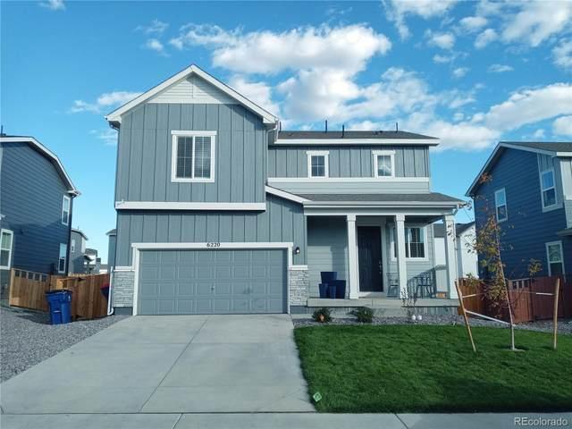 6220 Easton Avenue, Frederick, CO 80504 (#1964494) :: Venterra Real Estate LLC