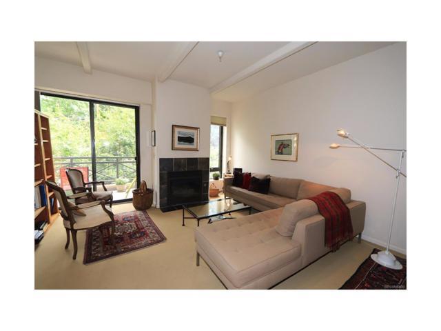 180 Cook Street #204, Denver, CO 80206 (MLS #1964525) :: 8z Real Estate