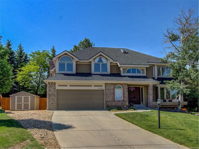 20892 Parliament Place, Parker, CO 80138 (MLS #1964675) :: 8z Real Estate
