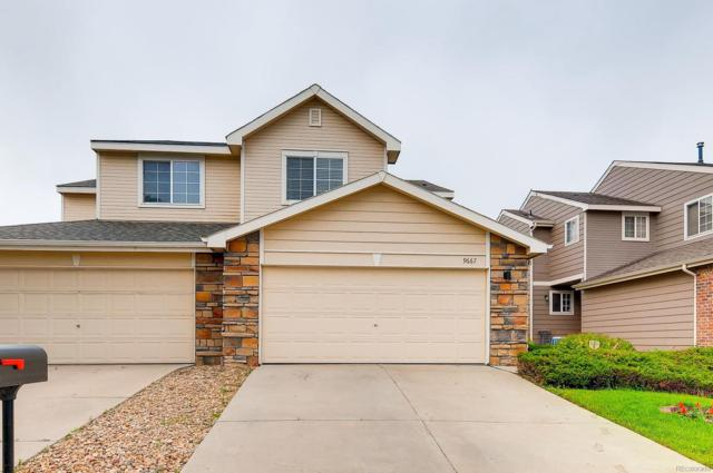 9667 Eagle Creek Parkway, Commerce City, CO 80022 (#1965186) :: The Peak Properties Group