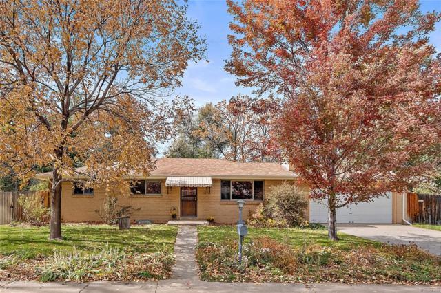 1235 Everett Court, Lakewood, CO 80215 (#1965330) :: The HomeSmiths Team - Keller Williams