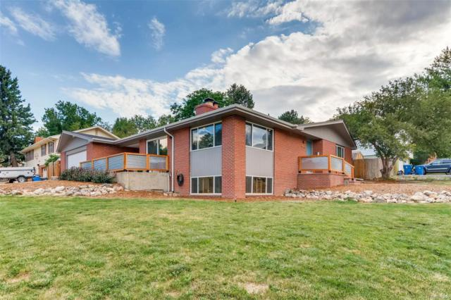 13408 W Mississippi Court, Lakewood, CO 80228 (#1965711) :: My Home Team