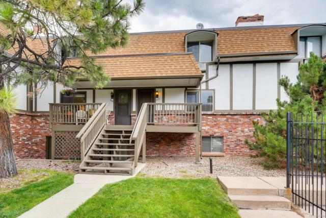 2700 S Holly Street #205, Denver, CO 80222 (#1965987) :: The HomeSmiths Team - Keller Williams