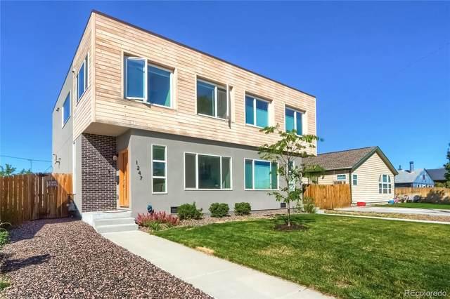1247 W Byers Place, Denver, CO 80223 (#1966020) :: Symbio Denver