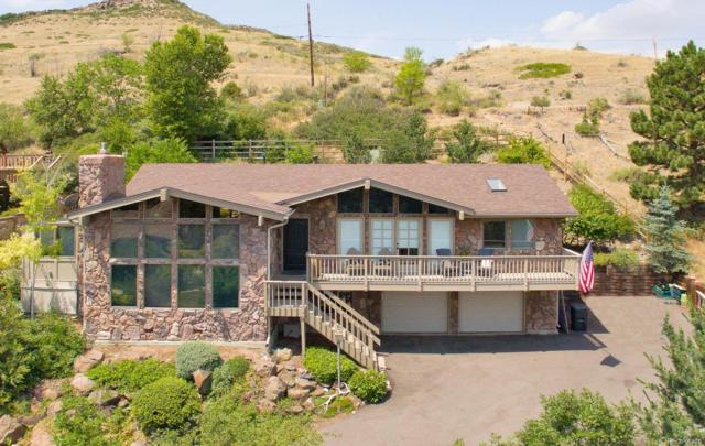 14271 Foothill Lane, Golden, CO 80401 (#1966021) :: The Pete Cook Home Group