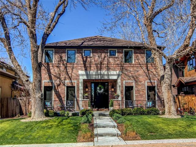 2557 S Adams Street, Denver, CO 80210 (#1967042) :: Re/Max Structure