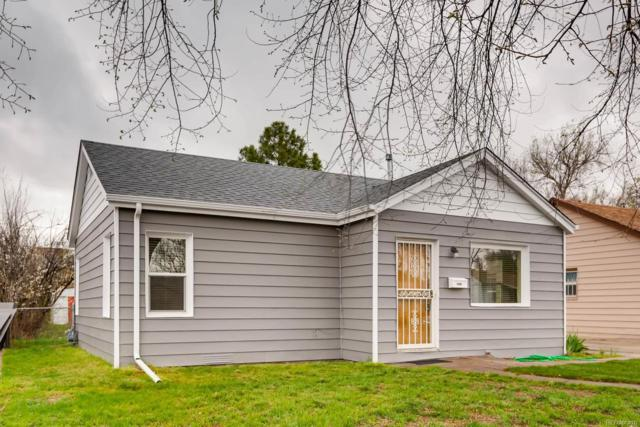 1374 Ironton Street, Aurora, CO 80010 (#1967810) :: The Pete Cook Home Group