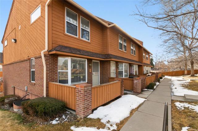 3300 W Florida Avenue #87, Denver, CO 80219 (#1968210) :: My Home Team
