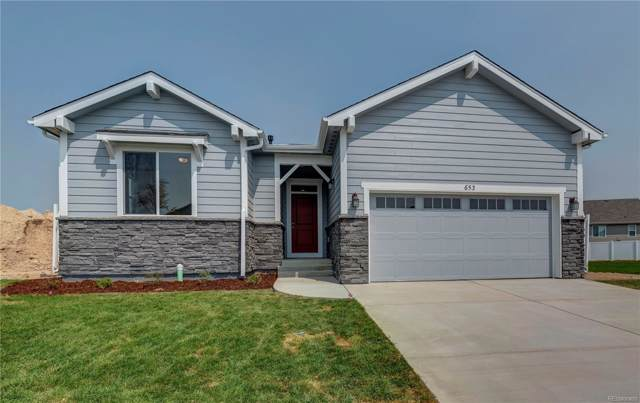 681 Boxwood Drive, Windsor, CO 80550 (MLS #1968278) :: Keller Williams Realty