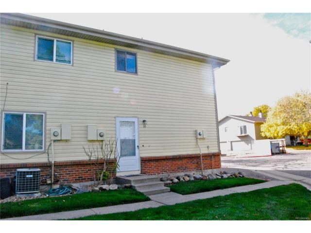 3225 S Garrison Street #33, Lakewood, CO 80227 (#1969162) :: The Peak Properties Group