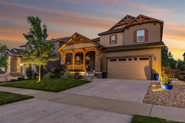 14912 Rider Place, Parker, CO 80134 (#1969364) :: Wisdom Real Estate