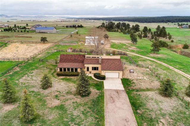 3880 Walker Road, Colorado Springs, CO 80908 (#1969423) :: Harling Real Estate