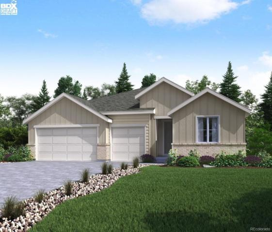 4131 Spanish Oaks Way, Castle Rock, CO 80108 (#1969623) :: The Griffith Home Team