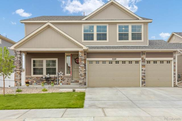 9248 Streamside Trail, Fountain, CO 80817 (#1969640) :: The DeGrood Team