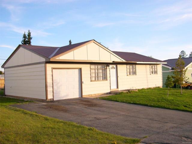 316 Mount Columbia Drive, Leadville, CO 80461 (#1970198) :: Colorado Team Real Estate
