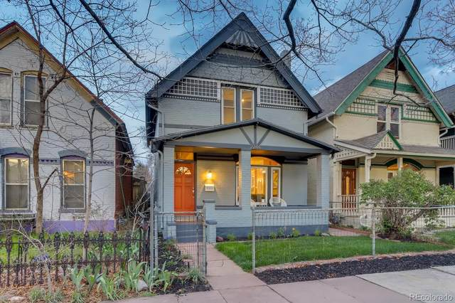 2244 N Washington Street, Denver, CO 80205 (#1970478) :: The DeGrood Team