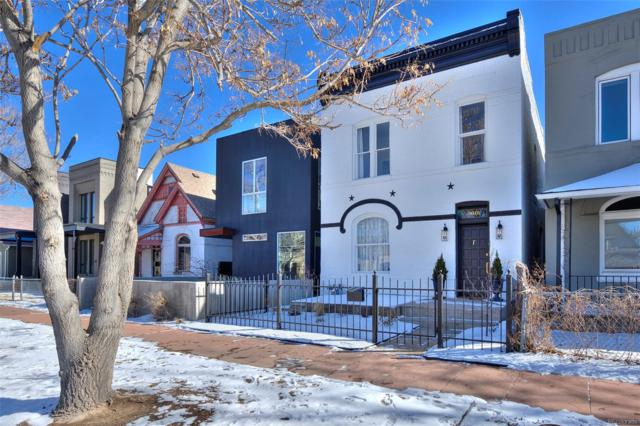 3016 California Street, Denver, CO 80205 (MLS #1971130) :: 8z Real Estate