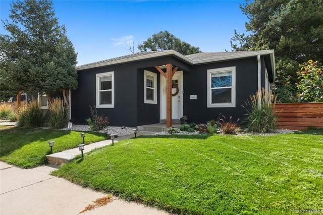 3202 S Sherman Street, Englewood, CO 80113 (MLS #1971446) :: Find Colorado