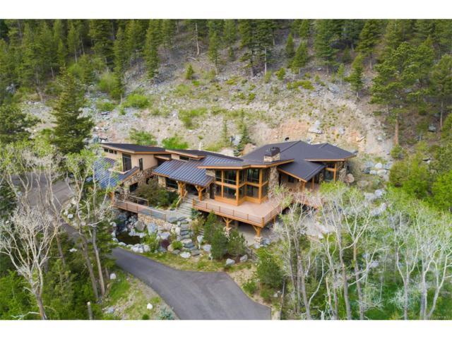 28300 Coal Creek Canyon Drive, Golden, CO 80403 (MLS #1971844) :: 8z Real Estate