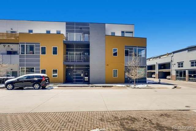 2445 Junction Place #203, Boulder, CO 80301 (#1972223) :: My Home Team