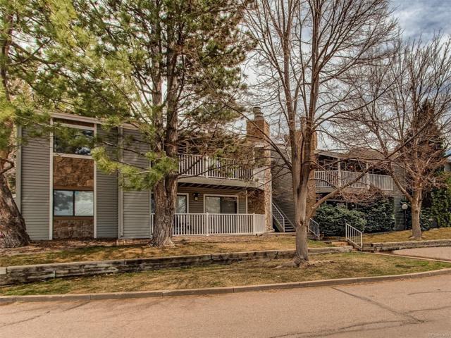 900 S Walden Way #106, Aurora, CO 80017 (#1972316) :: The HomeSmiths Team - Keller Williams