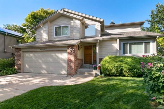 4941 Tesla Circle, Boulder, CO 80301 (#1972469) :: The Griffith Home Team