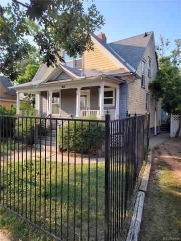 410 E Boulder Street, Colorado Springs, CO 80903 (#1973123) :: Venterra Real Estate LLC