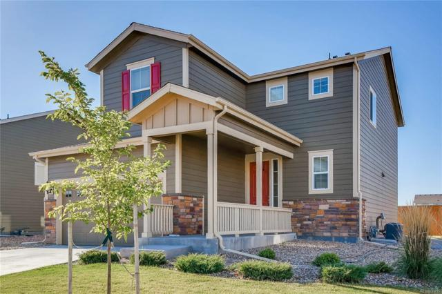 2550 E 160th Place, Thornton, CO 80602 (MLS #1973473) :: 8z Real Estate