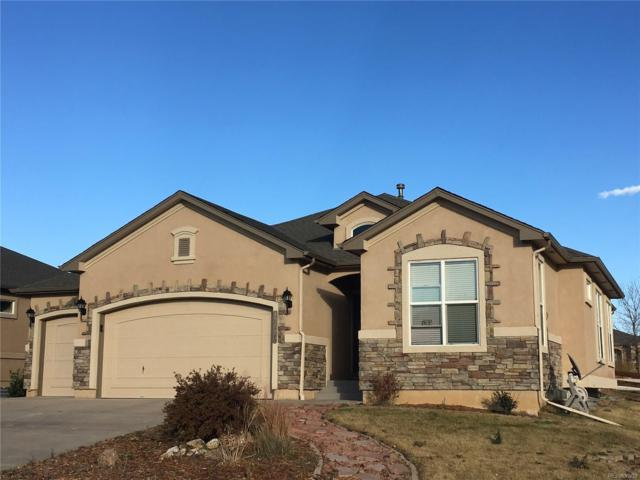 15503 Maple Creek Drive, Monument, CO 80132 (MLS #1973645) :: 8z Real Estate