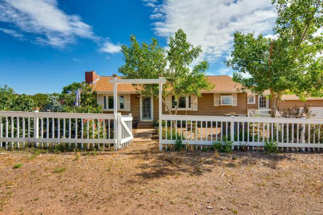 5227 Jackson Creek Road, Sedalia, CO 80135 (#1974642) :: The Peak Properties Group