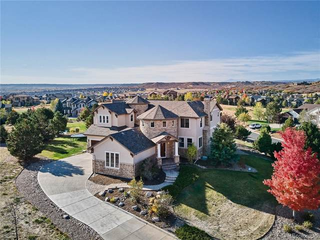 5250 Talavero Place, Parker, CO 80134 (#1974868) :: Bring Home Denver with Keller Williams Downtown Realty LLC