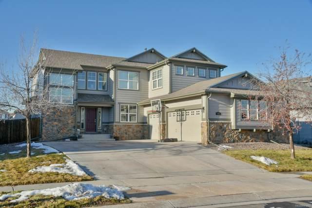 9801 Jasper Drive, Commerce City, CO 80022 (MLS #1975647) :: 8z Real Estate