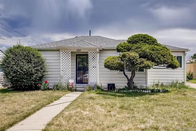 730 S Tejon Street, Denver, CO 80223 (MLS #1975854) :: 8z Real Estate