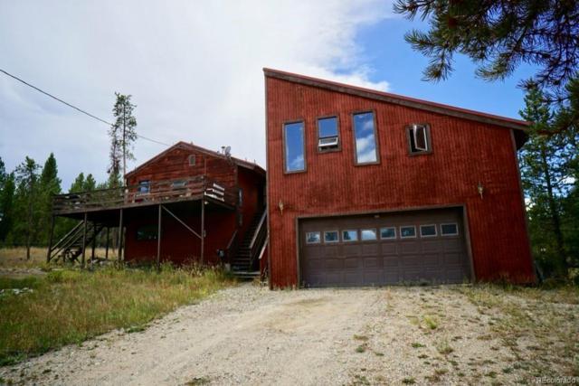 1119 County Road 856, Tabernash, CO 80478 (#1976161) :: Bring Home Denver