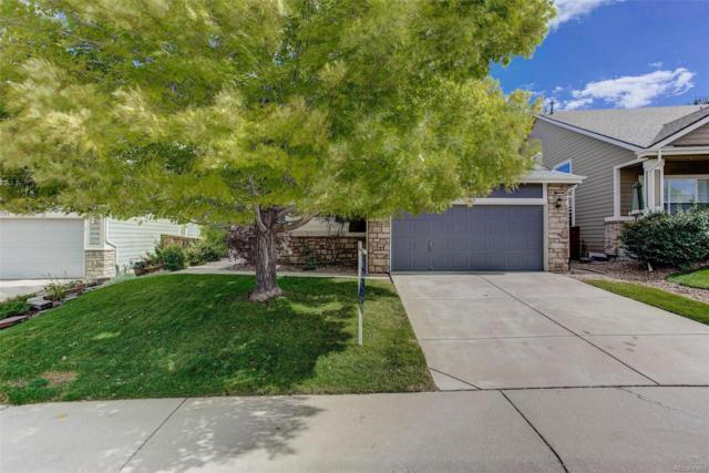 10179 Bentwood Circle, Highlands Ranch, CO 80126 (#1976196) :: The Galo Garrido Group