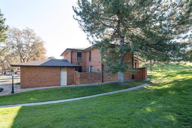 6350 W Mansfield Avenue #58, Denver, CO 80235 (#1976241) :: James Crocker Team
