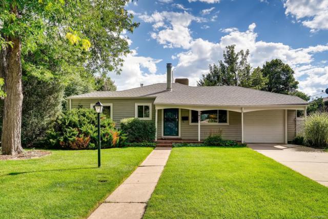 4562 E Dartmouth Avenue, Denver, CO 80222 (#1976480) :: HomePopper
