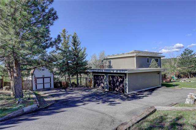 30570 Chestnut Drive, Evergreen, CO 80439 (#1976850) :: Bring Home Denver with Keller Williams Downtown Realty LLC