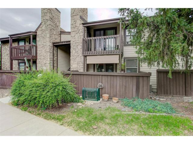7750 W 87th Drive J, Arvada, CO 80005 (MLS #1976853) :: 8z Real Estate