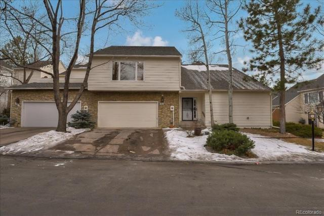 4530 S Verbena Street #380, Denver, CO 80237 (#1976991) :: 5281 Exclusive Homes Realty