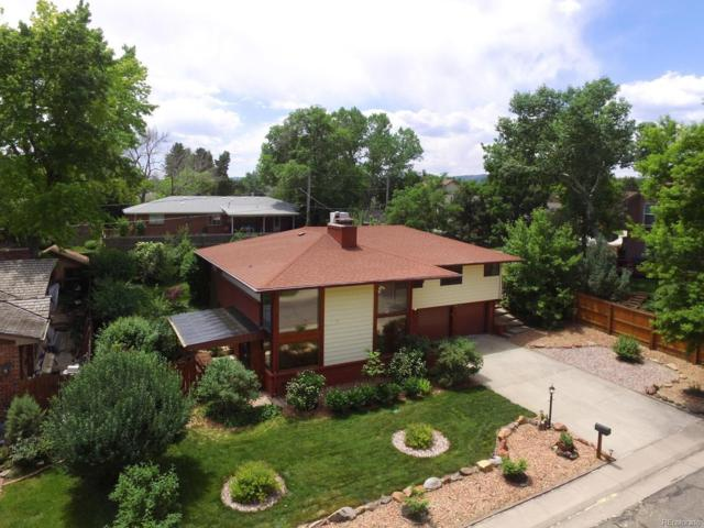 12826 W 61st Place, Arvada, CO 80004 (#1977216) :: The Peak Properties Group