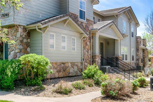 23043 E Ontario Drive #105, Aurora, CO 80016 (#1977269) :: HomeSmart Realty Group