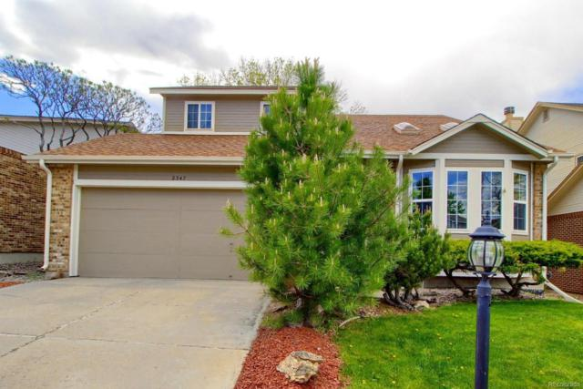 2347 W 119th Avenue, Westminster, CO 80234 (#1977855) :: The Peak Properties Group
